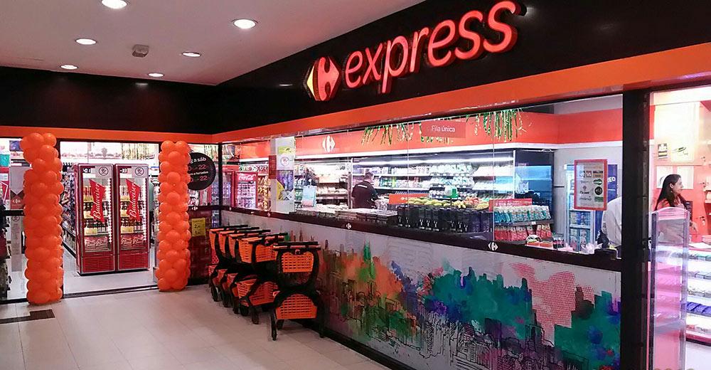 c843063d2c Carrefour Express - Shopping Center La Plage Guarujá
